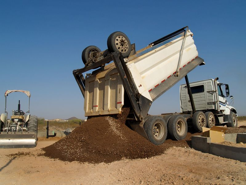 San Francisco, Stockton, Dump Truck Insurance